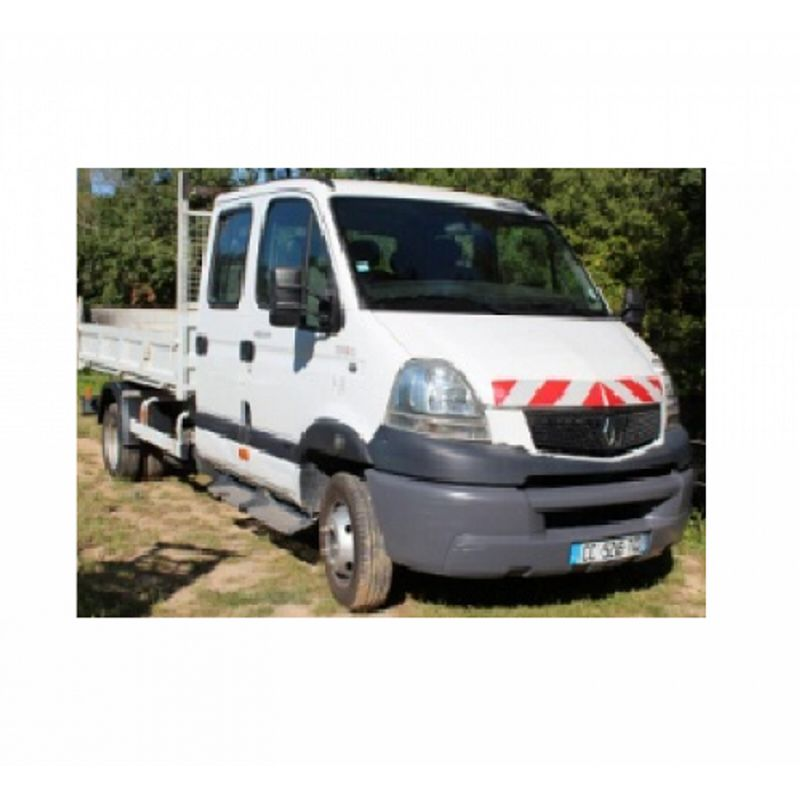 Camion Benne 3,5t Double Cabine