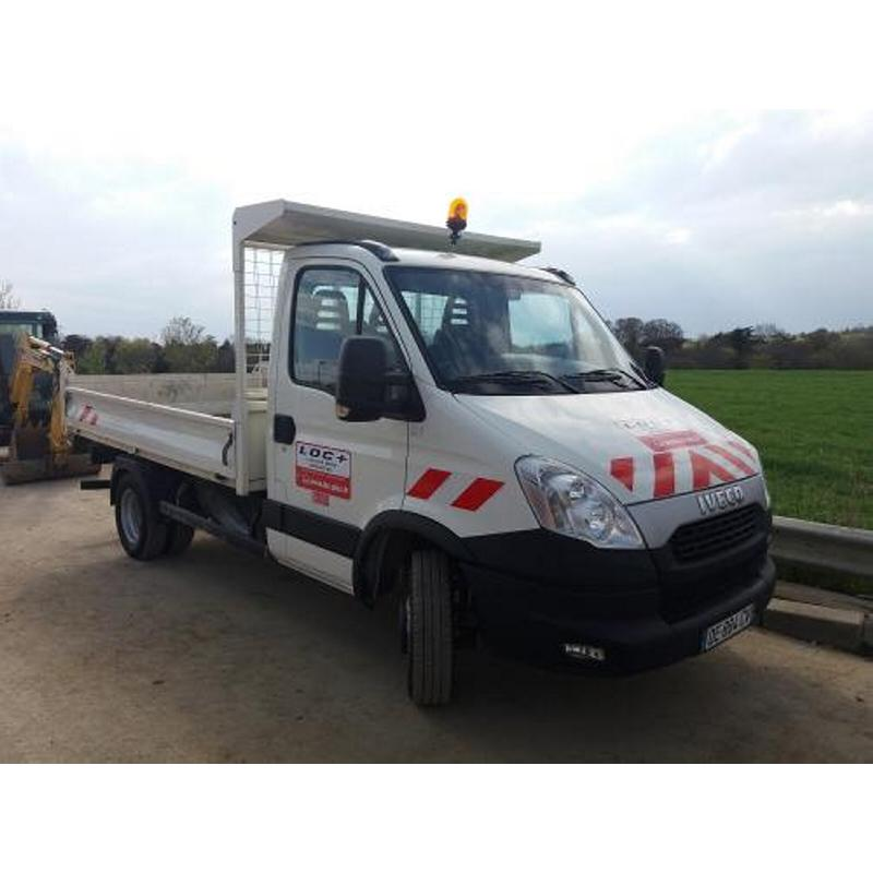Camion Benne 3,5t Simple Cabine